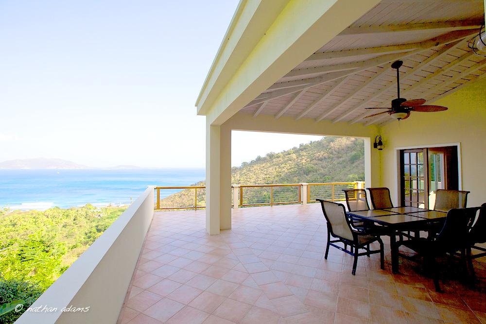 Villa Details North Shore Tortola Villa On Apple Bay