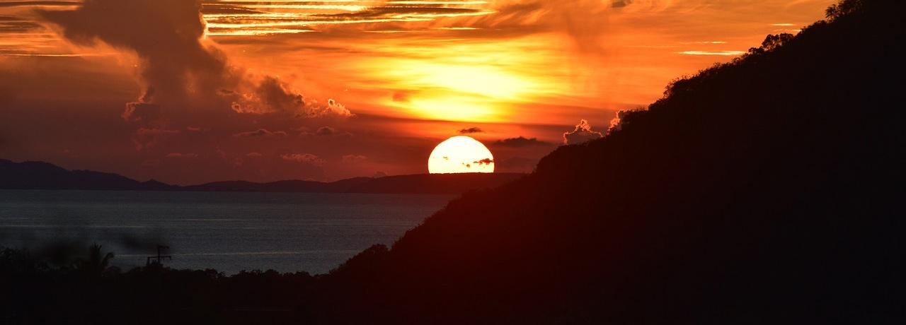 tortola-sunset